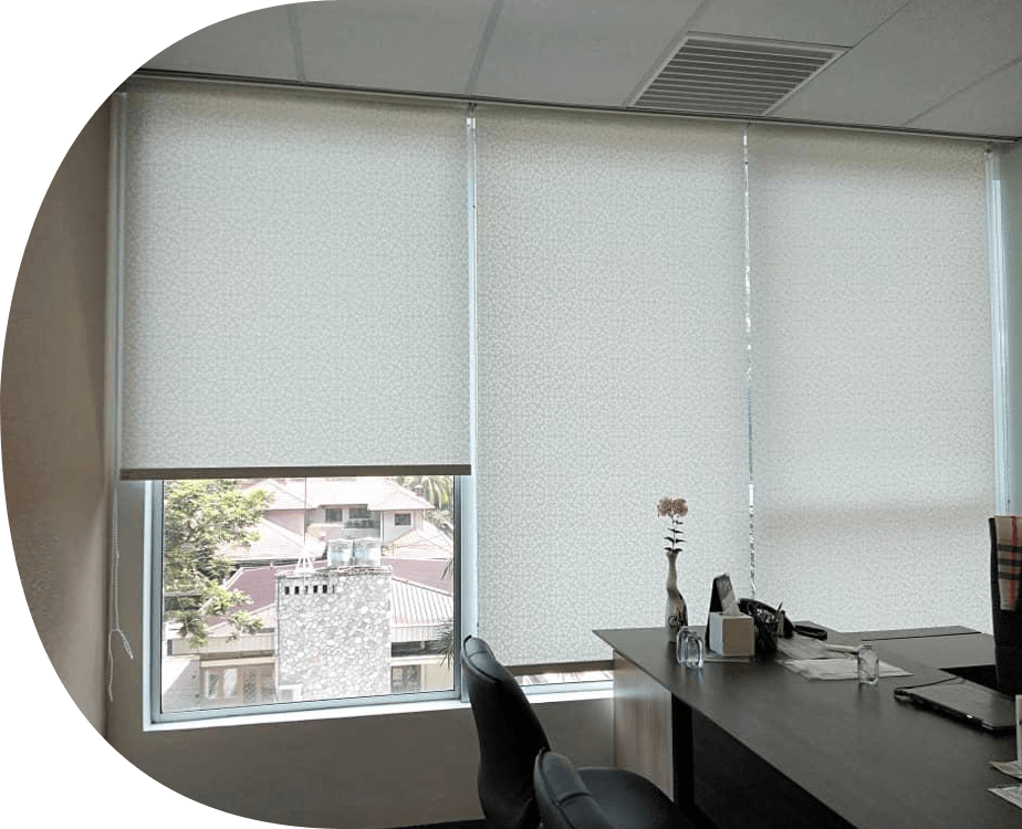 SunScreen blinds