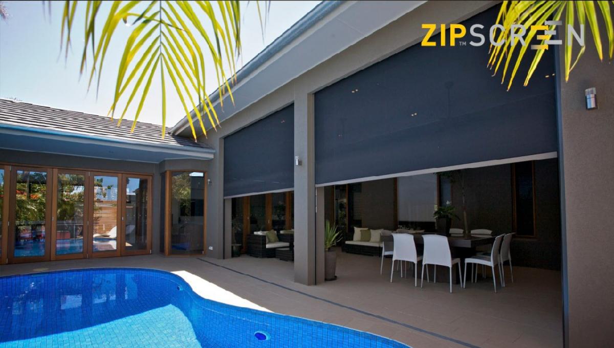 Australia NO. 1 ZipScreen Outdoor Shade